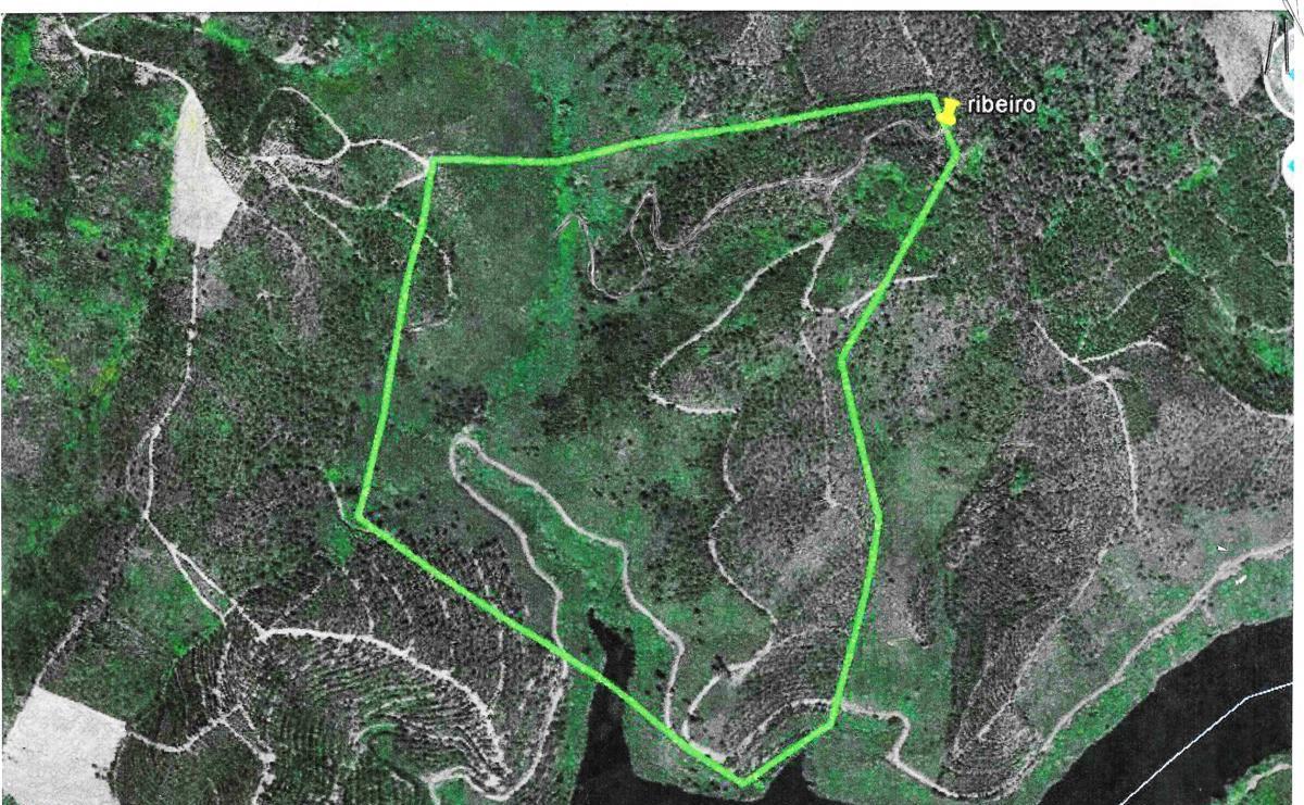 Terreno com 23 hectares em Ribeiro Pedrogao Grande